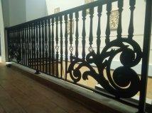 Railing balkon moderen